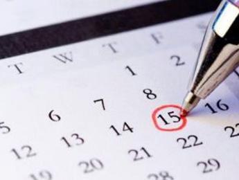 Calendários 2015
