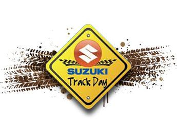 Programação Suzuki Track Day