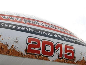 Começou o Paulista Off Road!