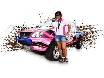 Oportunidade: tenha um carro de rally com pedigree