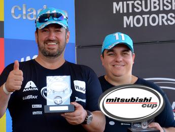 Vitória de Glauber Fontoura e Rafael Malucelli na Mitsubishi Cup de Jaguariúna