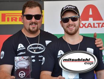 Mitsubishi Cup: Fred/Nick Macedo fecham em segundo na Pajero TR4 ER Master em Votuporanga/Magda