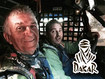 O maior rali da vida de Leandro Torres não é o Dakar…