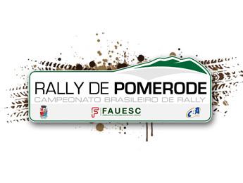 POMERODE VOLTA A ABRIR O BRASILEIRO DE RALLY DE VELOCIDADE EM 2016