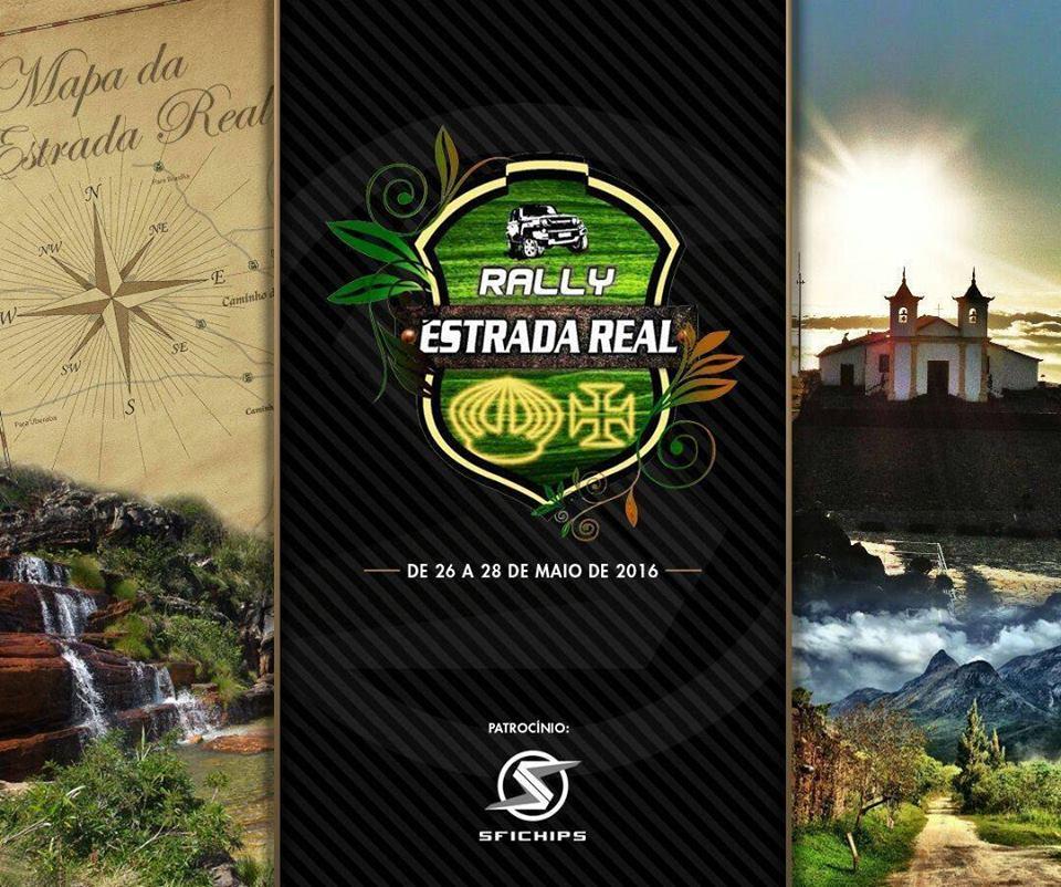 Rally Estrada Real – Um ousado projeto unindo três campeonatos em um único evento de três dias.