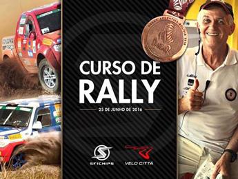 Fim de semana de aprendizado. Curso de Rally e Condução 4×4