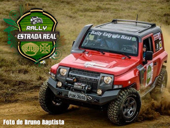 2º dia no Rally Estrada Real