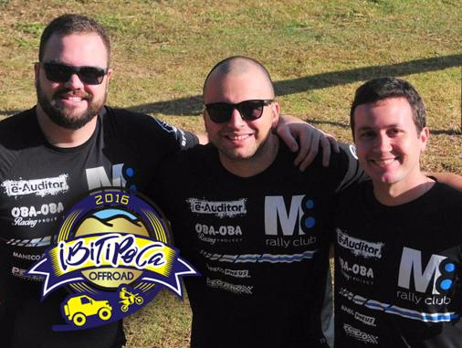Equipe M8 Rally Club fez bonito no Ibitipoca Off Road