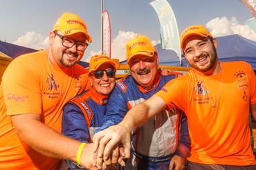 Rally dos Sertões: Macedo's Rally Team celebram a quinta posição no ano de estreia