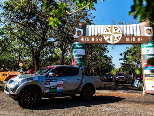 Provas em meio à natureza são o destaque da etapa de Ribeirão Preto (SP) do Mitsubishi Outdoor