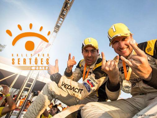 Entrevista com Beco Andreotti, navegador da X Rally Team, campeão do Rally dos Sertões e a série de vídeos X-Tra sobre os bastidores desta vitória