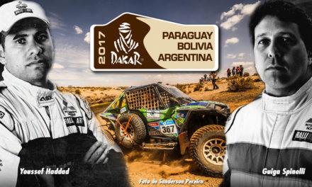Os brazucas no Dakar, por Youssef Haddad