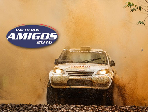 MS Rally encerra a temporada do Campeonato Brasileiro na terceira posição