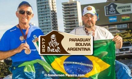 O BRASIL é Campeão do Rally Dakar com Leandro Torres e Lourival Roldan