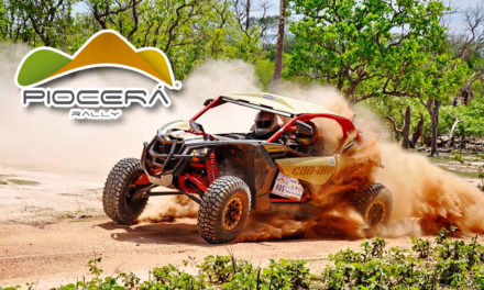 Rally Piocerá – Lucas Barroso é tetracampeão com o novo UTV Can-Am Maverick X3 X RS