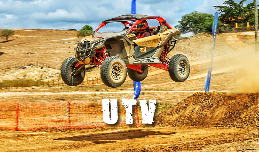 Lucas Barroso sai na frente entre os UTVs do Rally X-Fight