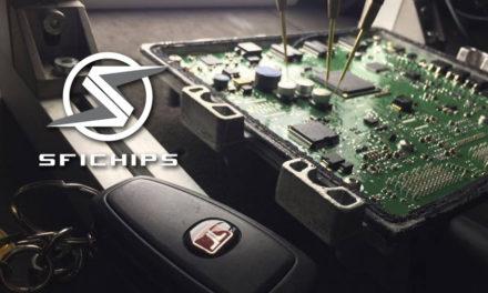 Mais potência para a retomada de velocidade? SFI Chips é a solução!