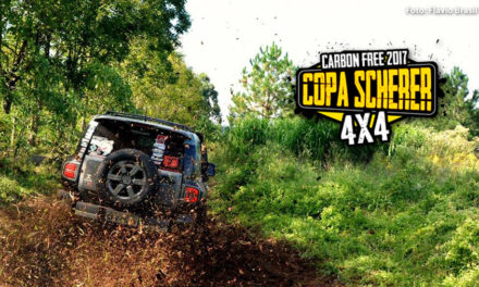 Copa Scherer 4×4 Carbon Free levantou poeira na abertura da temporada em Capinzal