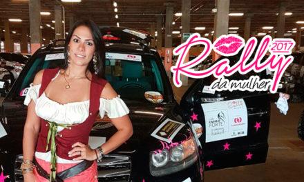 Jessica Hajjar participou da 17ª Edição do Rally da Mulher com outras 500 mulheres