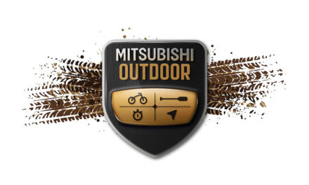 Trilha high tech: rali da Mitsubishi Motors estreia sistema inovador de geolocalização, o Plus Code