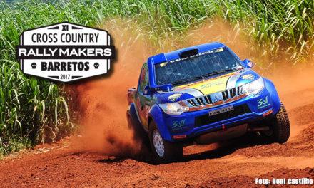 XI Rally de Barretos: Thiago Rizzo e Léo Magalhães garantem o terceiro lugar no pódio da Pró Brasil
