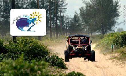 Edu Piano conquista pódio entre os UTVs na 10ª edição do Rally da Ilha