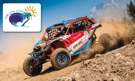 Irmãos Varela são os mais rápidos do Brasileiro de Rally Baja