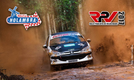 Bianchini Rally estreia com dobradinha no pódio no Rally de Holambra