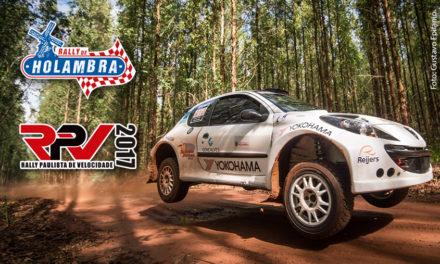 Rally de Holambra: Facco/Herrero aprovam competitividade da 1ª etapa do Paulista de Velocidade