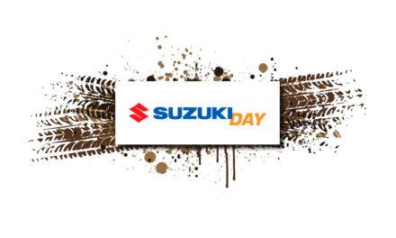 Passeio off-road Suzuki Day levará os participantes a explorar trilhas turísticas em 2017