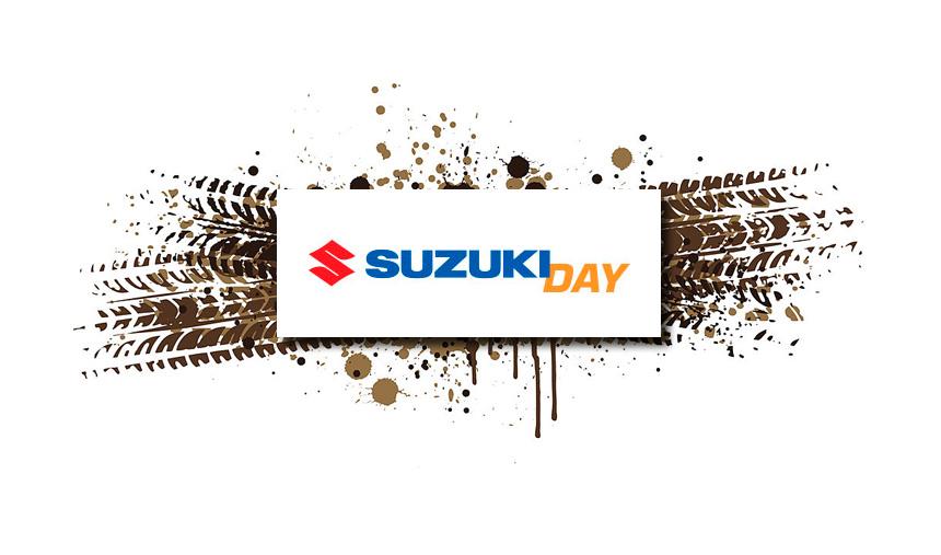 Suzukeiros terão experiências em contato com a natureza no passeio off-road Suzuki Day