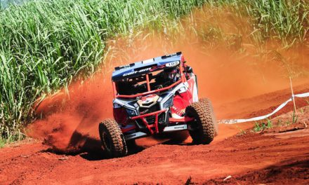 Brasileiro de Rally Baja – Can-Am Maverick X3 X RS é absoluto nas etapas iniciais