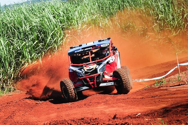 Brasileiro de Rally Baja – Can-Am Maverick X3 X RS é absoluto nas etapas iniciais