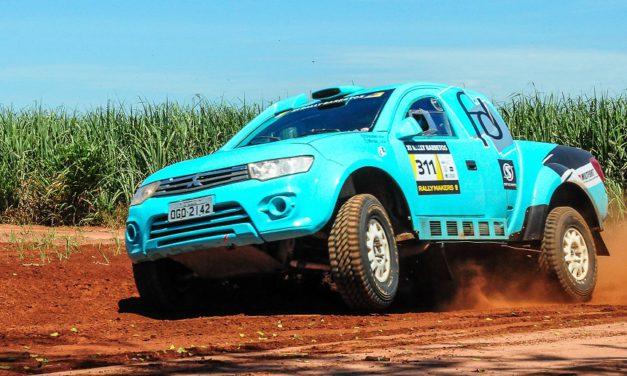 Rally RN 1500: Glauber Fontoura e Minae Miyauti vencem segunda etapa na Pró Brasil