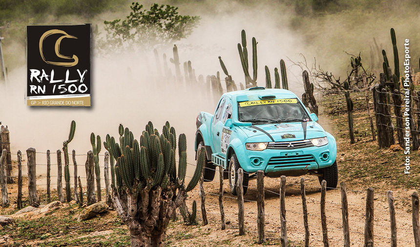 Glauber Fontoura e Minae Miyauti são Campeões do Rally RN1500 na Pró Brasil