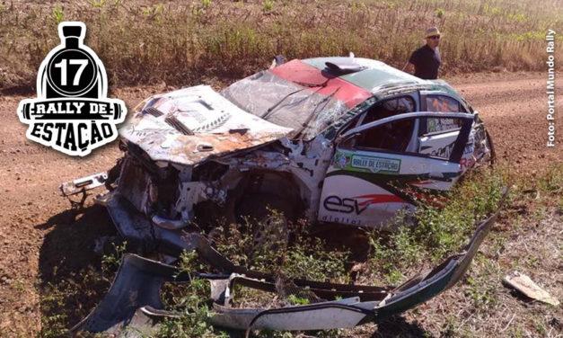 Na volta aos ralis, Paulo Nobre, ex-presidente do Palmeiras, sofre acidente a 200km/h no Rio Grande do Sul