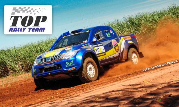 Thiago Rizzo e Leonardo Magalhães finalizam ajustes para a largada do 25º Rally dos Sertões