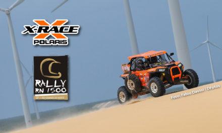 Equipe X-Race Polaris tem boas expectativas para o 19º Rally RN 1500