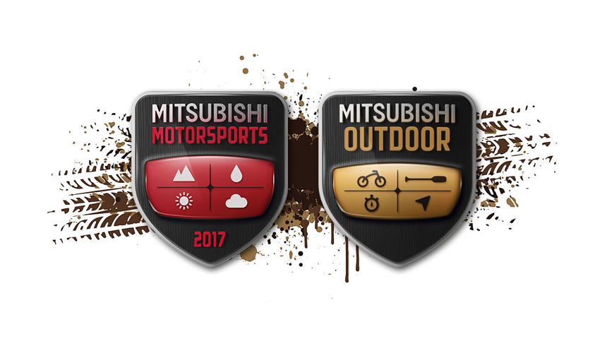 Ralis da Mitsubishi no Beto Carrero World exploraram belas regiões com muito 4×4