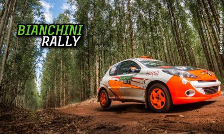 Rally da Graciosa: Fabrício Bianchini e Caio Santos farão a estreia em provas de rali no asfalto
