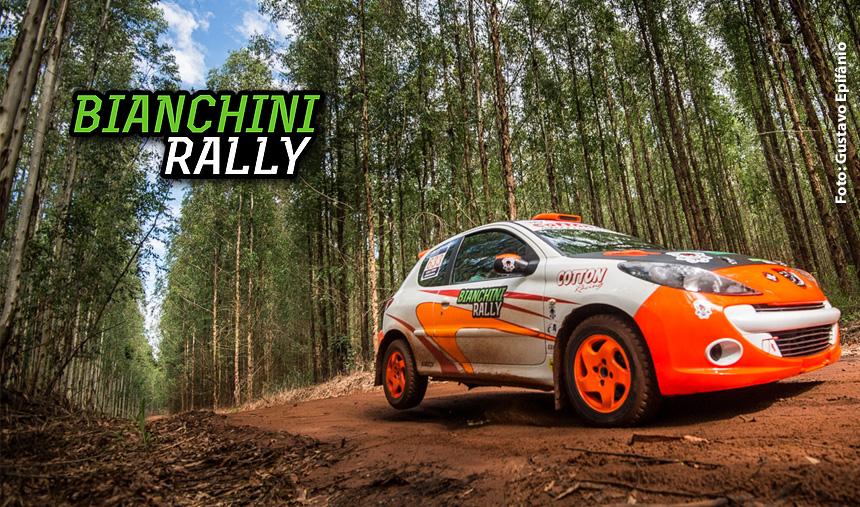 Bianchini Rally encerra temporada com balanço positivo