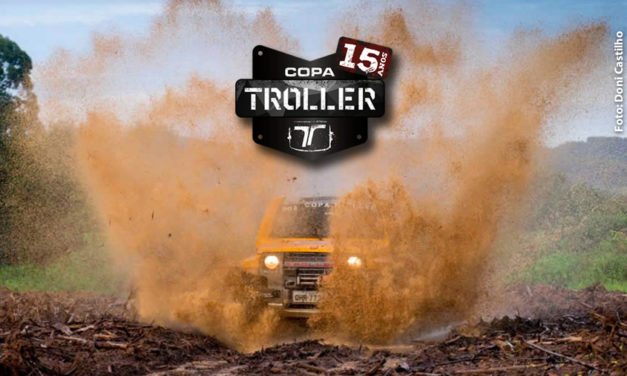 Copa Troller começa o ano com tudo: 100 carros, disputas intensas, muita lama e diversão em Poços de Caldas