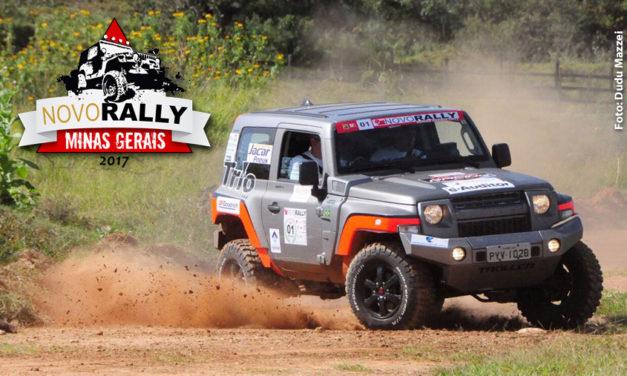 Novo Rally Minas Gerais terá sua próxima etapa em Santos Dumont