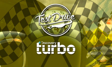 Tulipa Rally e Paulista Off-Road no programa Test Drive da Discovery Turbo