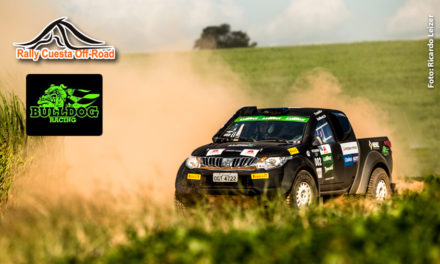 Bulldog Racing concluiu Rally Cuesta Off-Road na terceira posição