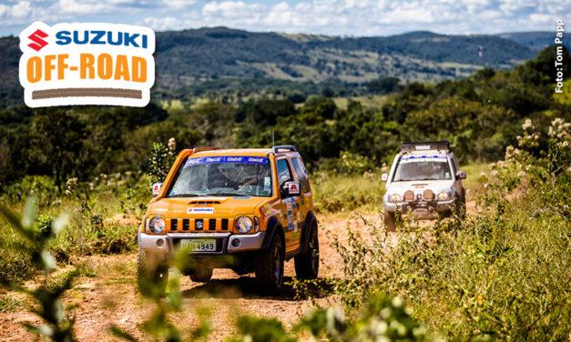 Suzuki terá rali de regularidade neste sábado, dia 3 de junho, no Beto Carrero World