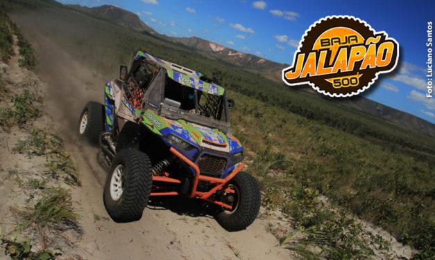 Rally Baja Jalapão 500 começa nesta sexta-feira em Palmas