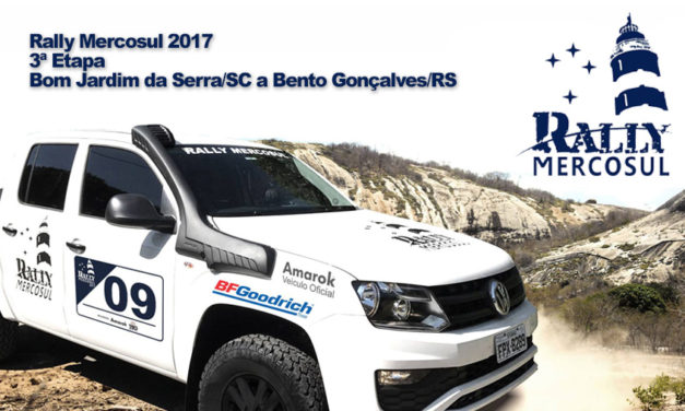 Gastronomia italiana anima participantes antes da etapa mais longa do Rally Mercosul