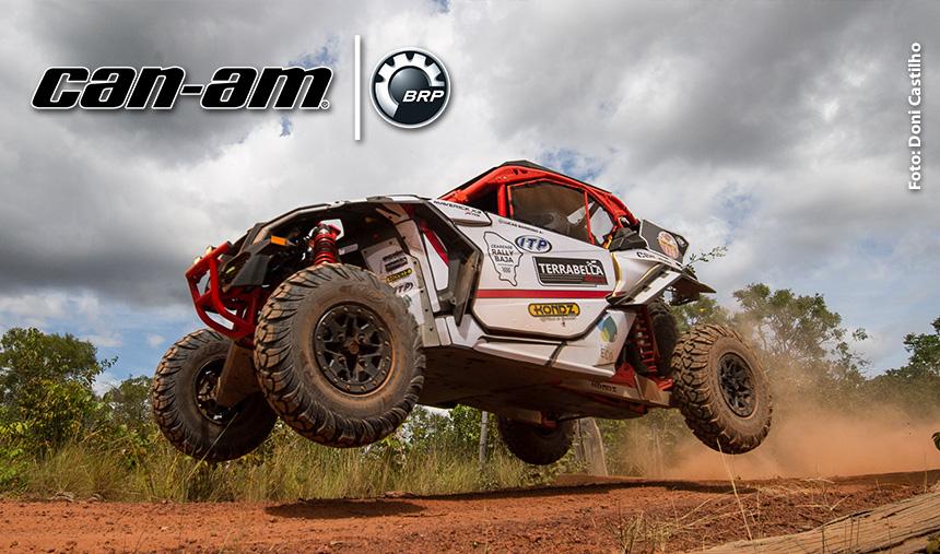 Rally dos Sertões – Can-Am busca pentacampeonato da categoria UTVs