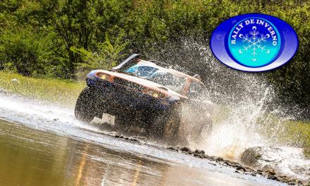 Rally de Inverno bate recorde de inscritos na categoria UTV